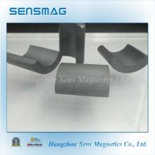 Профессиональный ферритовый магнит с постоянным магнитом для электродвигателя
