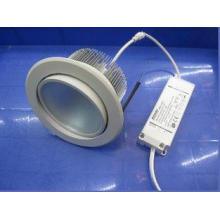 8W 75 CRI Aluminum Material White 8W LED Ceiling Spotlights