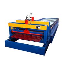 perfil de rússia 1035 linhas de máquina de painel de alumínio vitrificado de metal