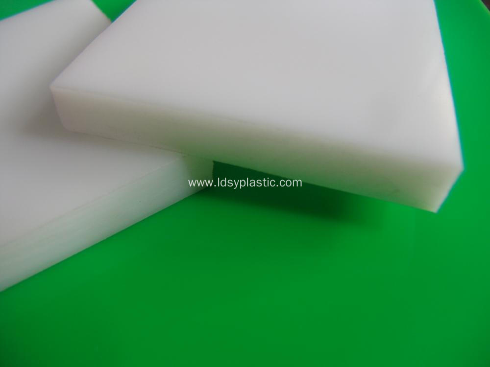 High Quality Natural PE Sheet