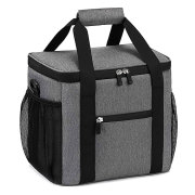 Insulated Lunch Frozen Food Packing Cooler Bag