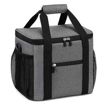 Isolerad Lunch Frysta Mat Packning Cooler Bag