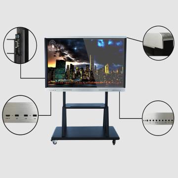 70 Zoll Smart Panel Mit Mobilem Ständer