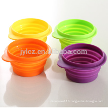 2014 hot selling wholesale pet travel water bottle bowl