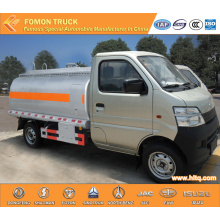 CHANGAN mini fuel tank truck gasoline euro5 3500L
