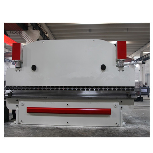 Double Cylinders Press Brake