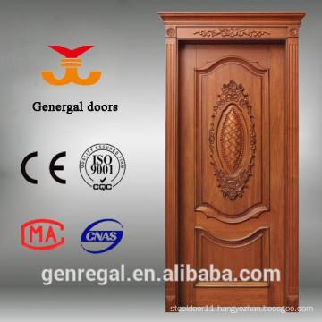 Luxury modern single luxury designed wooden door