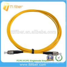 FC UPC SM Simplex Cordon de fibre optique