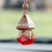 garrafa de aroma de diamante para ambientador de ar de aroma