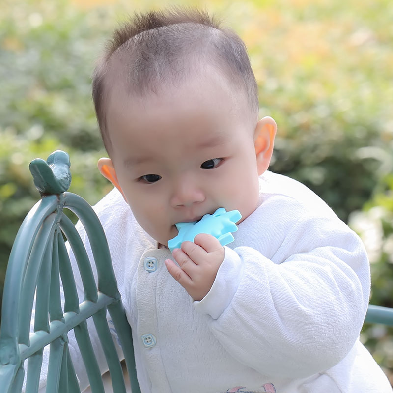 food grade silicone teether