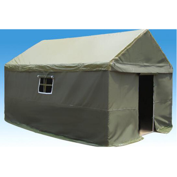 Single Top Civil Relief Medical Disaster Relief Thick Cotton Tent