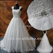 RSW113 Großes Tulle Rock Hochzeitskleid