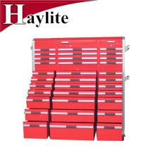 Caja de herramientas de 33 gavetas de acero inoxidable para la venta