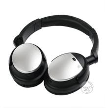 Eletrônico 2016 Novo Metal Retrátil Sem Fio Ativo Cancelamento de Ruído Fone De Ouvido Bluetooth
