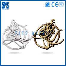 Custom metal factory custom metal callar pin