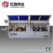 Máquina de fiação de borda de PVC / Máquina de fecho de borda automática para madeira