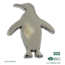 Pernos de solapa de metal en blanco del pingüino (XDBG-263)
