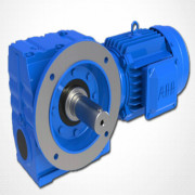S Series Helical Worm Gear Motor 1:30 Gearbox