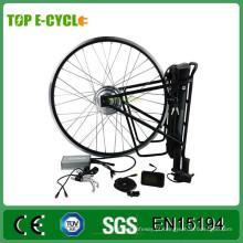 TOP / OEM 36v bateria Ebike bicicleta elétrica Kit de conversão