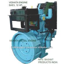DIESEL ENGINE SAE3 EAU REFROIDIE