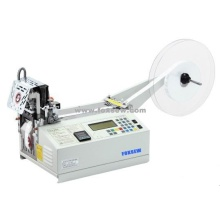 Auto Polyester Ribbon Cutter Machine