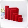 Rote Schmuckverpackung
