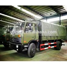 6 * 6 Vehículo Militar, camión militar dongfeng / todas las ruedas conducen fuera del camión militar de camino / 6X6 del camión del camino / camión de tropa de Dongfeng
