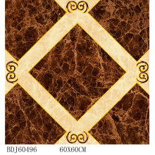 Badezimmer dekorativer polierter goldener Kristall mit preiswertem Preis (BDJ60496)