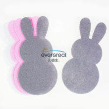 Bunny diecut felt decoration sheet