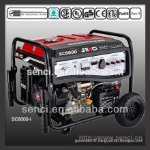 Good quality 6.5kva no noise magnet generator