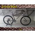 Quadro de bicicleta bicicleta peças/titânio e garfo/MTB bicicleta Mountain Bike 3al2.5V 6al4V Zh15TBB01