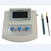 Medidor de conductividad digital de mesa para analizador de agua
