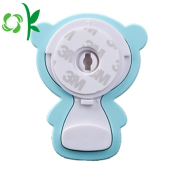Animaux Forme BAP Free Silicone Buter Door Safety