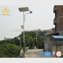 Postos de luz solar para jardim, rua, estrada, entrada de automóveis