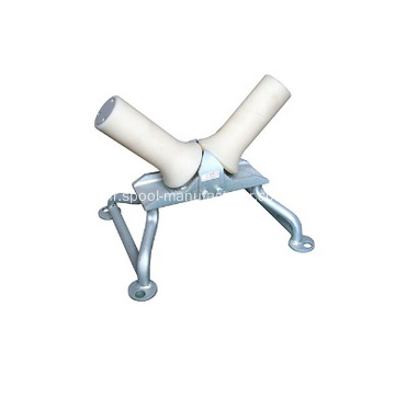 Tri-roller Corner Ground Roller Assembly