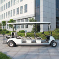 CE 6 Seaters 4kw Golf Course Electric Cart with Roof (DG-C6)