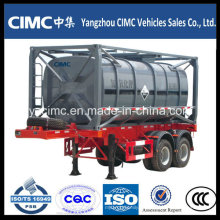 Cimc 20ft ISO Tankcontainer 40ft Flüssig Chemical Tank Container
