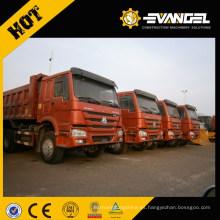 Muy HOt venta SINOTRUK marca 6 * 4 camión volquete ZZ5504N3440AJ