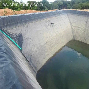 Fish Farm Estanque Liner hdpe Geomembrana