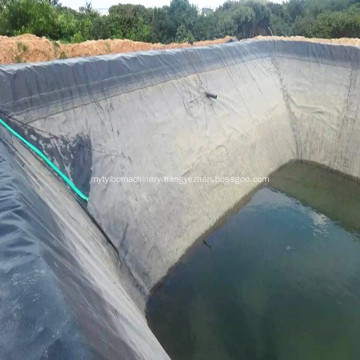 Pool Cover Roll Fish Farm Pond Liner Geomembrane
