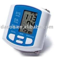 Monitor de presión arterial de la muñeca