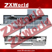 Elevador VVVF automático porta de carro abertura operador / sistema-2 painel porta de abertura lateral