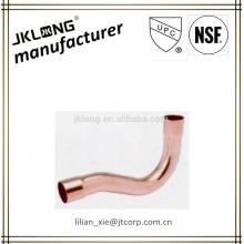 Conexão de tubo de cobre P-TRAP linha de sucção raio longo FTG x C