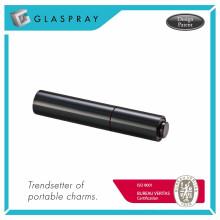 Scala Slim RC 15ml Shiny Black Twist Up Perfume Spray Bottle