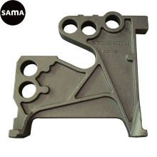 DIN Iron Sand Casting for Engineering, Construction Machinery Parts