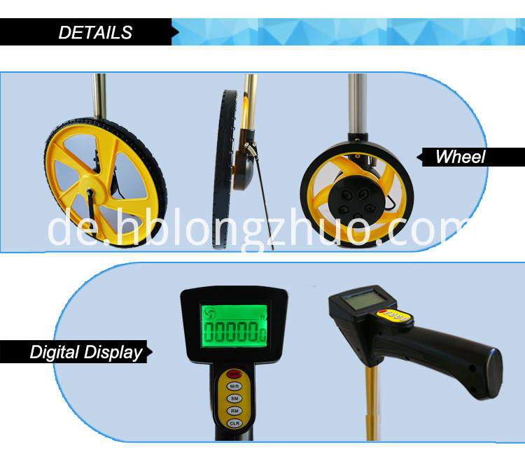distance measuring wheel