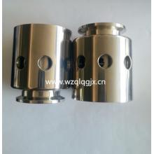 Sanitary Tank Pressure Vacuum Relief Valve