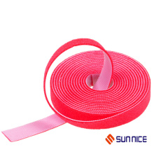 Factory selling for China Manufacturer of Hook And Loop Cable Tie,Velcro Cable Tie,Double Sided Cable Tie Colored Back to Back Hook and Loop export to Portugal Suppliers