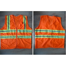 New Fashion Reflective Safety Clothing with Warning Tape