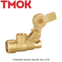 válvula de flotador de vapor de aluminio de latón